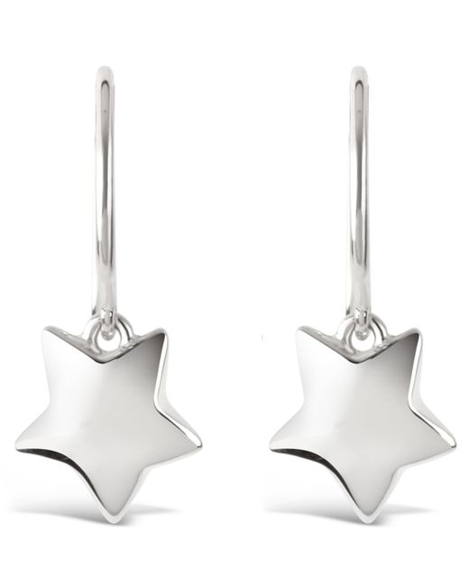 Dinny Hall | Metallic Silver Bijou Star Drop Earrings | Lyst