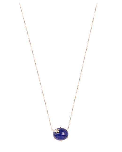 Andrea Fohrman - Metallic Gold Mini Galaxy Star Labradorite And Hematite Necklace - Lyst