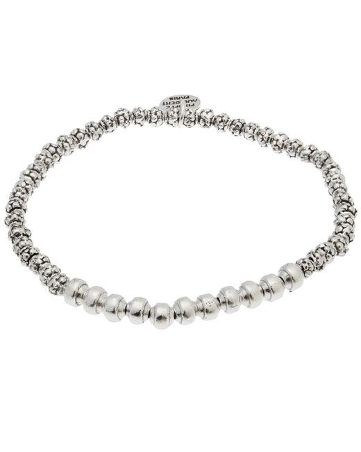Philippe Audibert - Metallic Multi Beaded Bracelet - Lyst