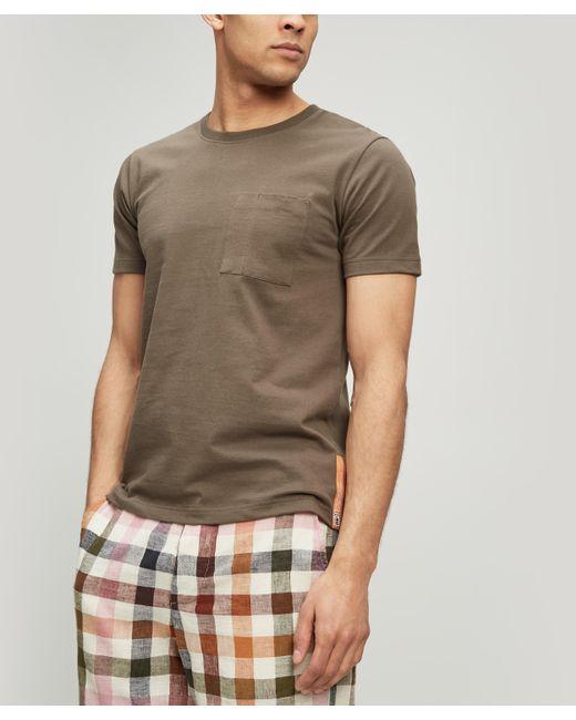50819417f Nudie Jeans - Multicolor Kurt Worker T-shirt for Men - Lyst ...