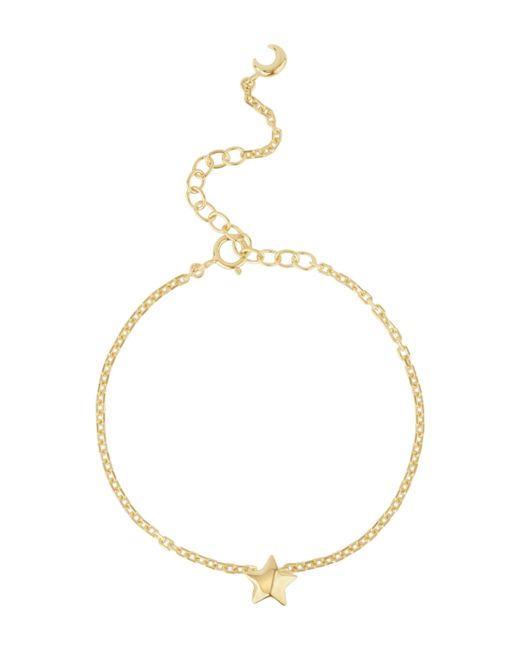 Dinny Hall - Metallic Gold-plated Bijou Star Bracelet - Lyst