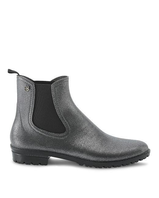 liebeskind berlin chelsea rain boot in black for men lyst. Black Bedroom Furniture Sets. Home Design Ideas