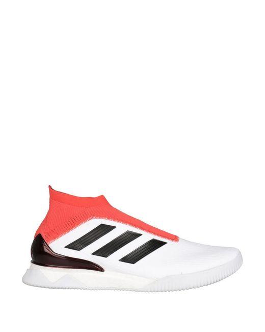 e5d16068e Lyst - Y-3 Predator Tango 18+ Sneakers in White for Men