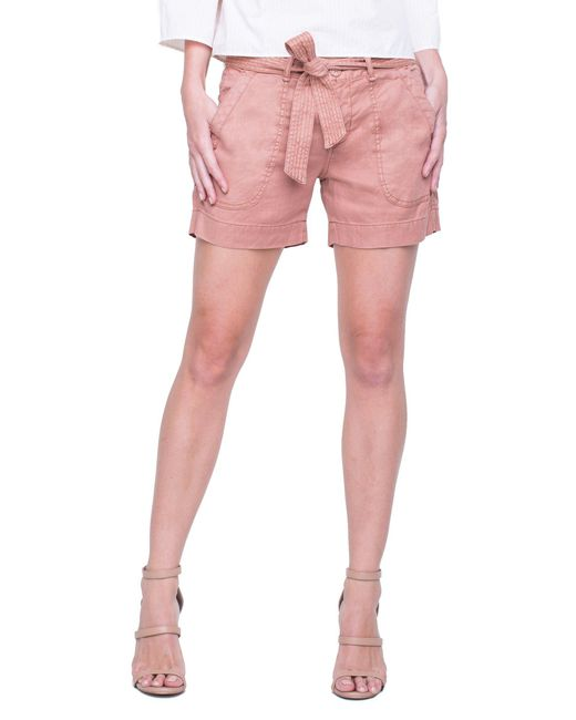 Liverpool Jeans Company - Pink Kinley Short - Lyst