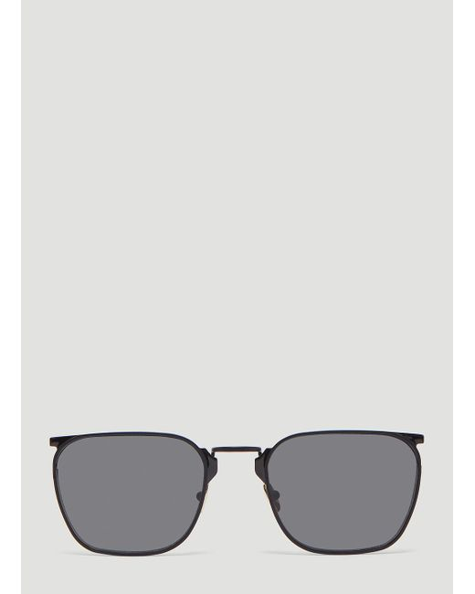 33d70554c7b Lyst - Zanzan Zlib11 Libero Sunglasses In Black in Black for Men