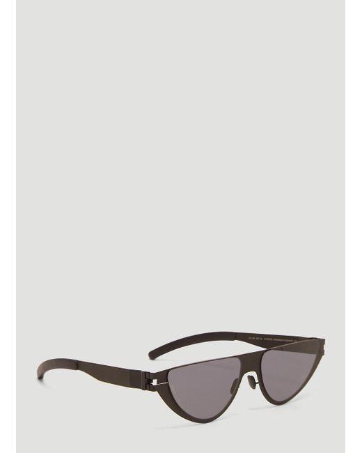0dcbe65b3e ... Mykita - Multicolor X Martine Rose Selina Sunglasses In Black for Men -  Lyst ...