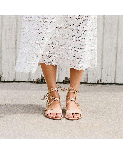 Womens Fleura Ankle-Wrap Sandals Loeffler Randall HFcLPLxJXs