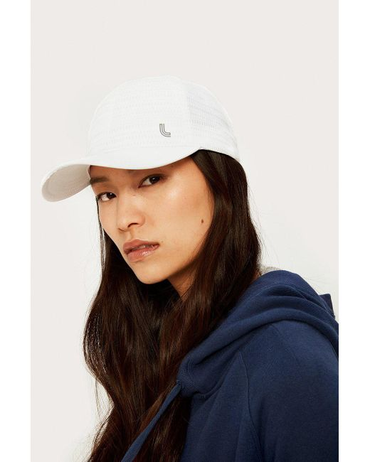Lolë - Multicolor Sporty Cap - Lyst