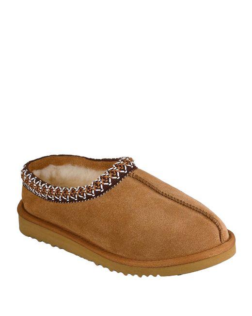 UGG | Brown Ladies Tasman Slippers | Lyst