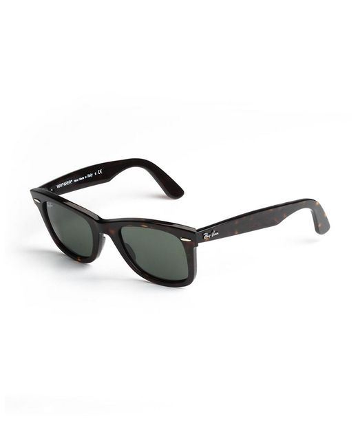 Ray-Ban | Black Classic Wayfarer Sunglasses for Men | Lyst