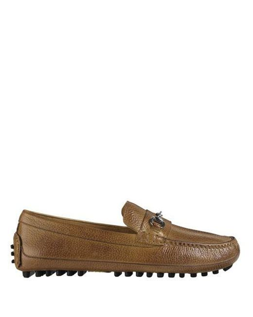 Cole Haan | Brown Grant Canoe Bit for Men | Lyst