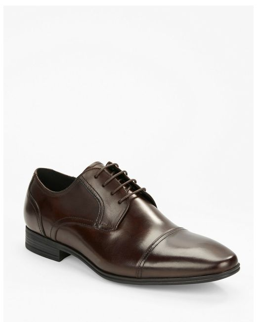 Kenneth Cole Reaction | Brown In A Minute Oxfords Shoes for Men | Lyst