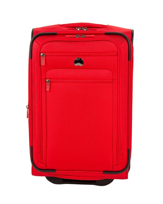Delsey | Red Helium Sky 2.0 2-wheel Carry-on Trolley Bag | Lyst