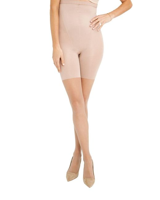 Spanx | Natural In Power Line Super High Shaping Sheers | Lyst