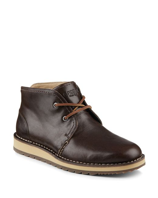 Lastest  Tactical Mens Rain Boots  But Still With Laces  Are The Very Traditional Duck Boots For Men This Pair From Sperry Is Called A Chukka Boot Another Classic Price $11999 And Up Dependin