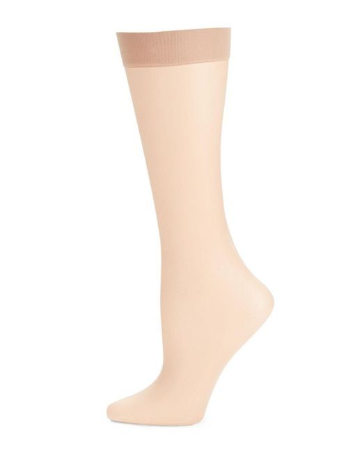 Donna Karan | Multicolor The Nudes Sheer Control Top Hosiery | Lyst