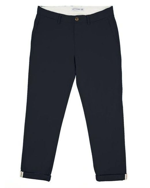 Ben Sherman | Blue Slim Stretch Cotton Chinos for Men | Lyst