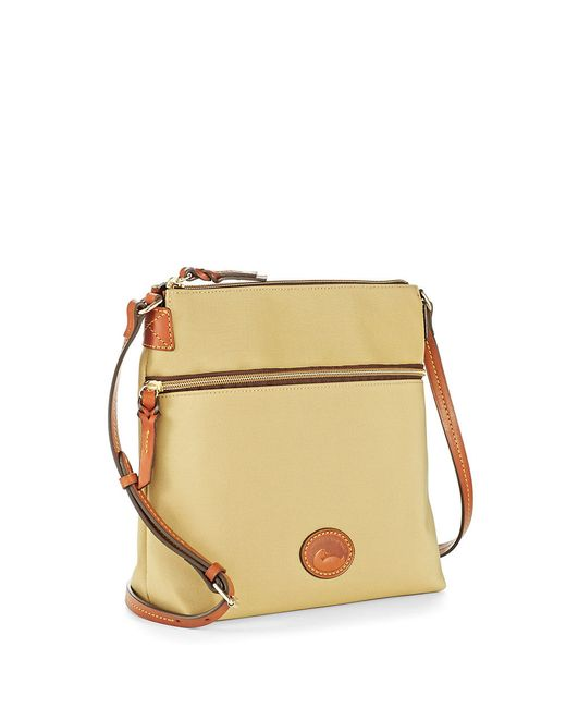 Dooney & Bourke | Natural Nylon Crossbody Bag | Lyst