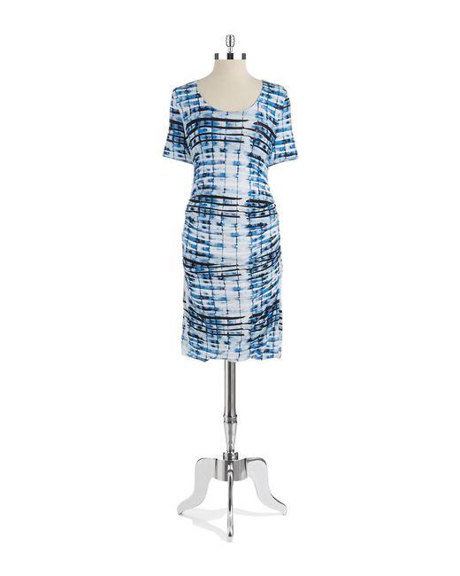 Lyssé | White Marais Stretch-sheath Dress | Lyst