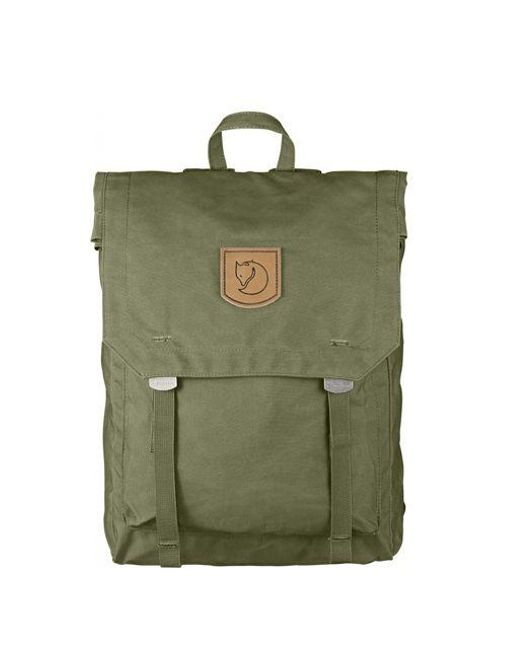 Fjallraven | Green Foldsack No 1. Heavy-duty Backpack for Men | Lyst