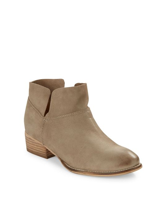 Seychelles | Natural Snare Leather Ankle Boots | Lyst