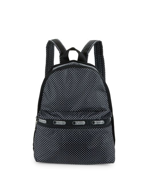 LeSportsac | Black Basic Backpack Bag | Lyst