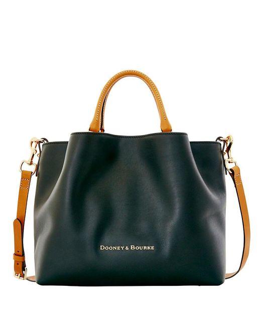 Dooney & Bourke | Black City Large Leather Barlow Tote | Lyst