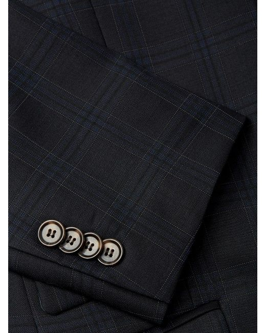 abfb9d6f0 ... Ted Baker - Black No Ordinary Joe Joey Wool Suit for Men - Lyst