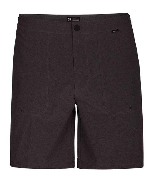 Hurley - Black Phantom Coastline Boardshorts for Men - Lyst