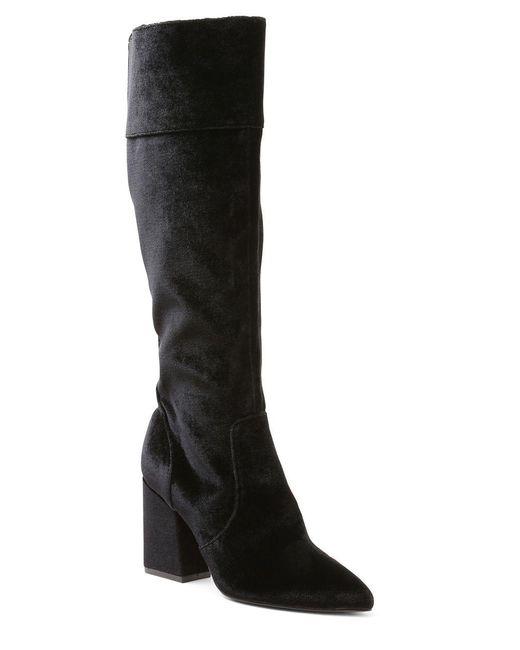 Kensie - Black Talbert Boot - Lyst