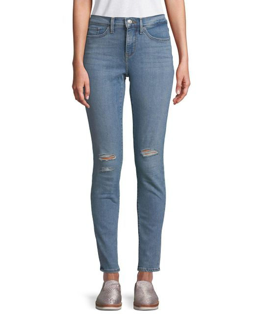 a0316f21d4b85a Levi s - Blue 311 Shaping Skinny Jeans - Lyst ...