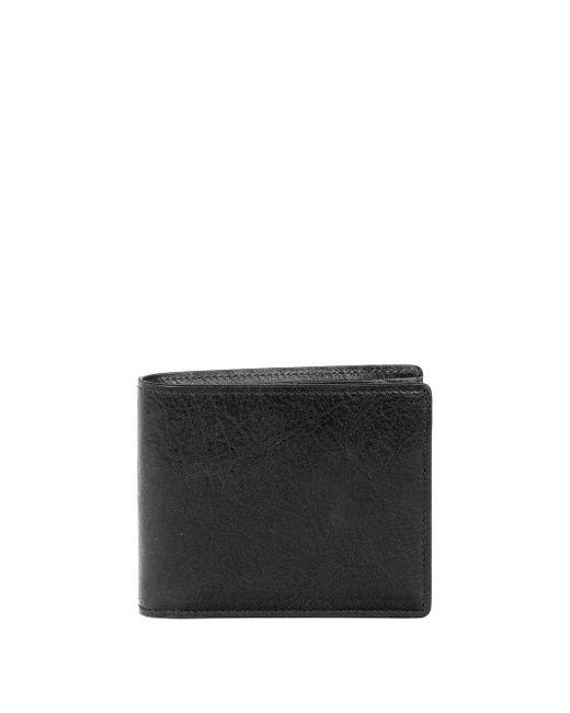 bf8f8269b Boconi - Black Becker Leather Billfold Wallet for Men - Lyst ...