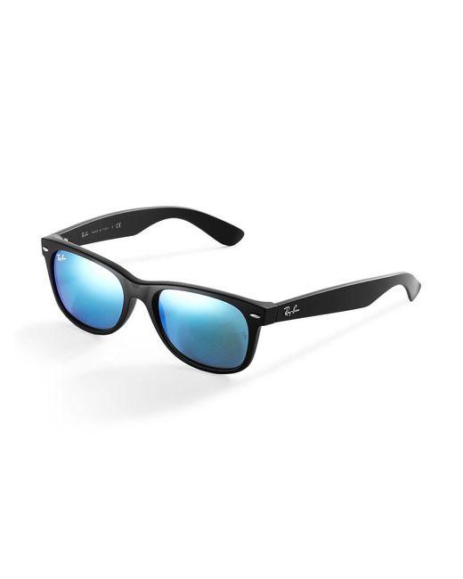 Ray-Ban - Black Wayfarer Sunglasses for Men - Lyst