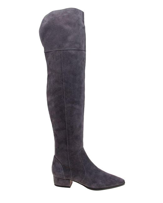 2f1bd9dd5e4 Splendid - Multicolor Ruby Suede Knee-high Boots - Lyst