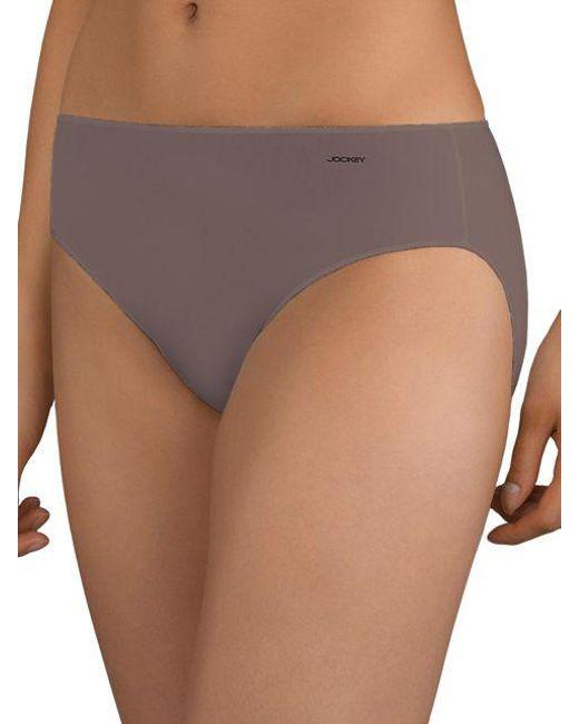Jockey No Panty Line Promise Bikini Panty Lyst