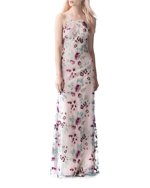 Jenny Yoo - Multicolor Claire Embroidered Dress - Lyst
