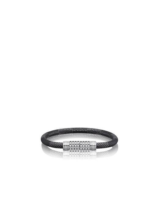 Louis Vuitton | Black Digit Bracelet for Men | Lyst