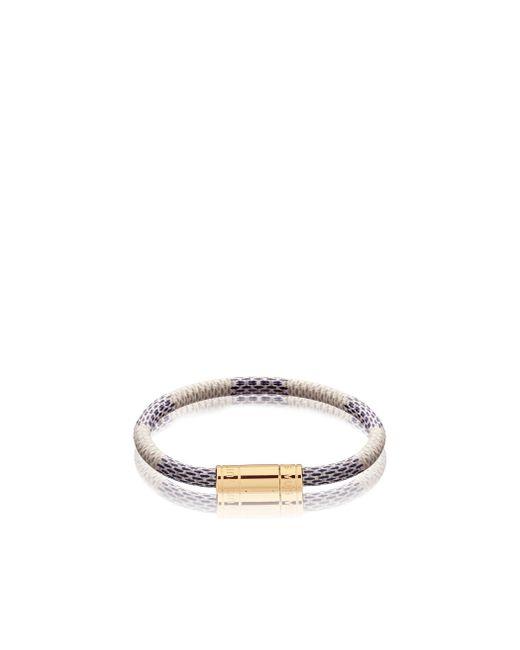Louis Vuitton | Metallic Keep It Bracelet | Lyst