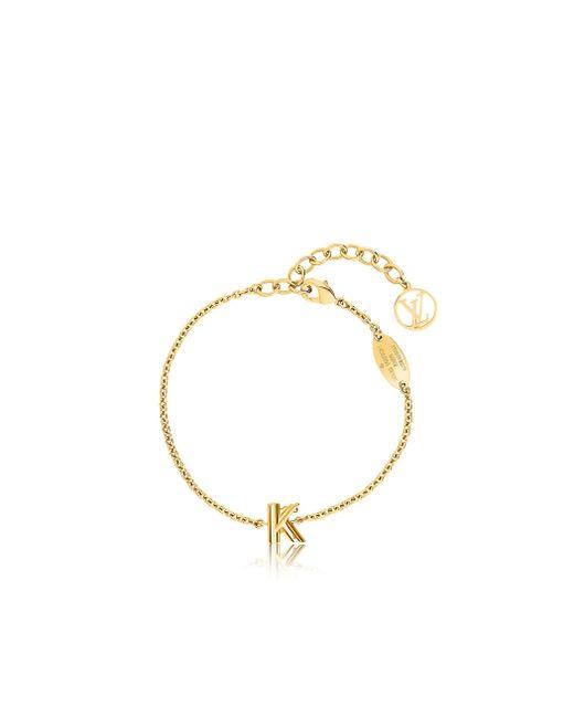 Louis Vuitton | Pink Malletage Supple Bracelet | Lyst
