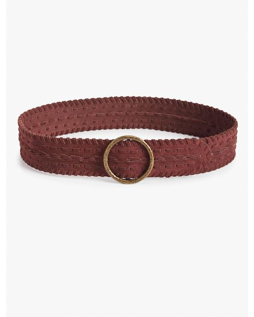 Lucky Brand - Multicolor Laced Pull Through Belt - Lyst