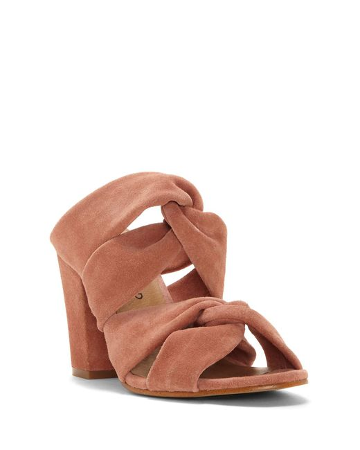 Lucky Brand - Pink Marcile Heel - Lyst