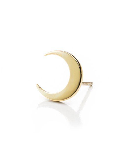 Lulu Frost | Multicolor Moon Earring 14kt | Lyst