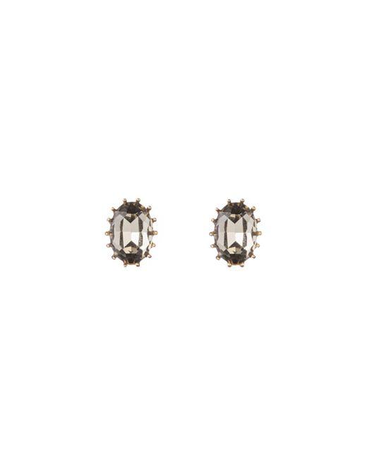 Lulu Frost - Metallic Sierra Stud Earrings - Lyst