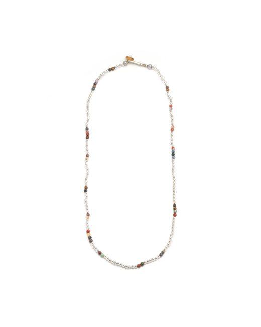 Lulu Frost - Metallic George Frost Essaouira Sterling Silver Necklace - Lyst