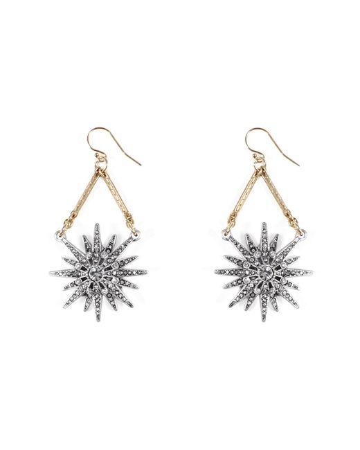 Lulu Frost | Metallic Radiant Earring | Lyst