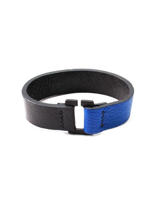 Lulu Frost | Blue George Frost Equus Bracelet for Men | Lyst