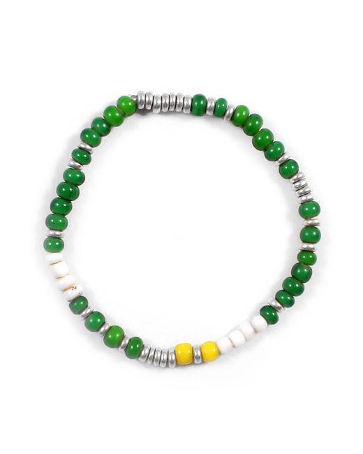 Lulu Frost   Multicolor George Frost Kech ''chill'' Morse Bracelet for Men   Lyst