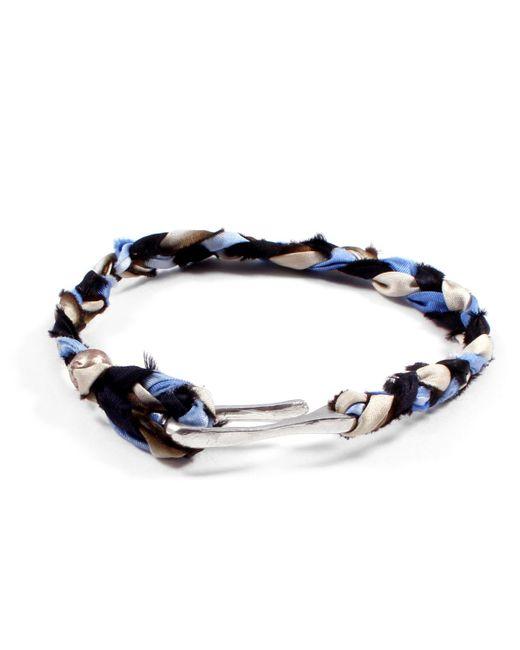 Lulu Frost | George Frost Taros Bracelet - Blue Multi | Lyst