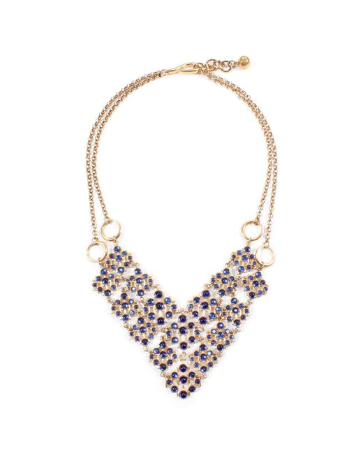 Lulu Frost | Pink Energy Necklace | Lyst