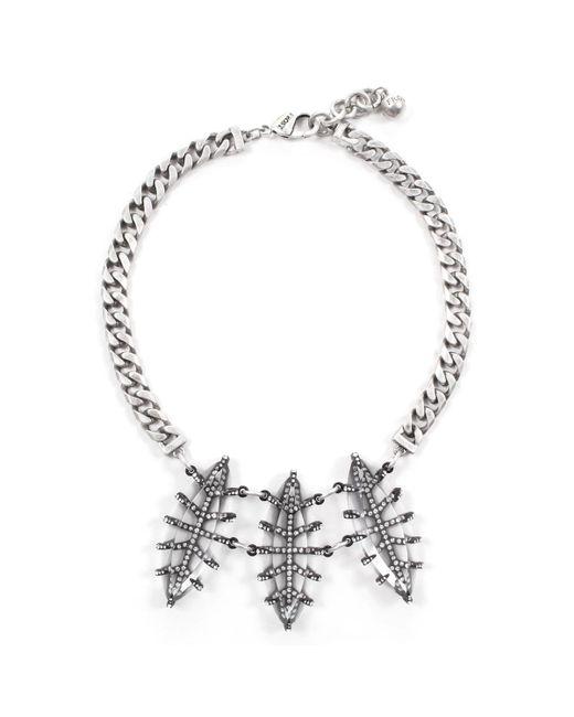 Lulu Frost - Metallic Clara Necklace - Lyst